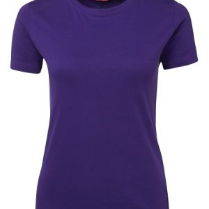 JB's Ladies Fitted Tee Colours