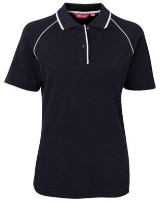 JBs Workwear Ladies Raglan Polo