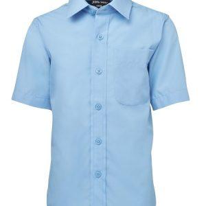 JBs Kids Short Sleeve Poplin Shirt