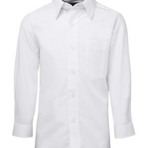 JB's Kids Long Sleeve Poplin Shirt