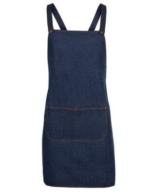 JBs Workwear Cross Back Denim Apron (Without Strap)