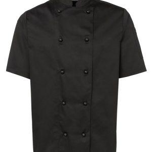 JB's Short Sleeve Chef's Jacket