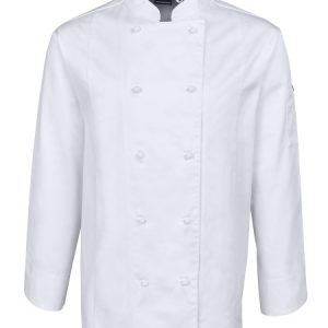 JB's Long Sleeve Vented Chef's Jacket
