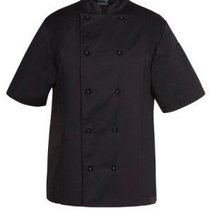 JB's Short Sleeve Vented Chef's Jacket