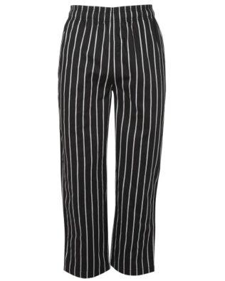 JBs Workwear Striped Chefs Pant