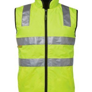 JB's Hi Vis (D+N) Reversible Vest