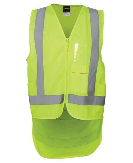 7f4337bb858c9 JB s Hi Vis Drop Tail H Pattern (D N) Vest