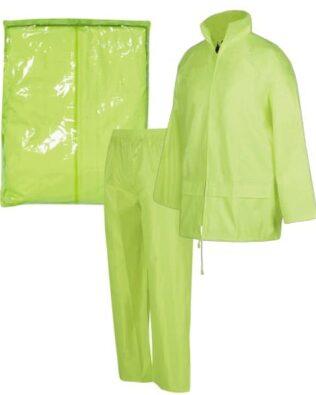 JBs Workwear Bagged Rain Jacket/Pant Set