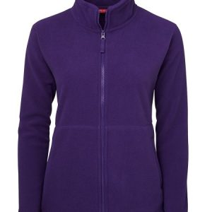 JBs Ladies Full Zip Polar
