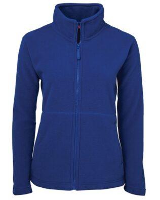 JBs Workwear Ladies Full Zip Polar
