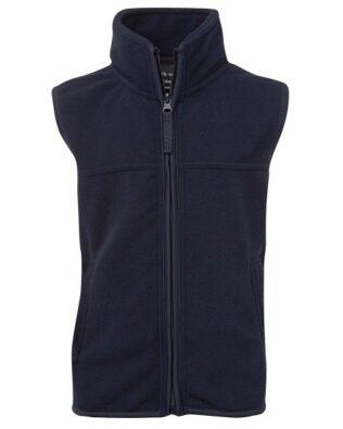 JBs Workwear Kids Polar Vest