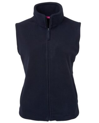 JBs Workwear Ladies Polar Vest