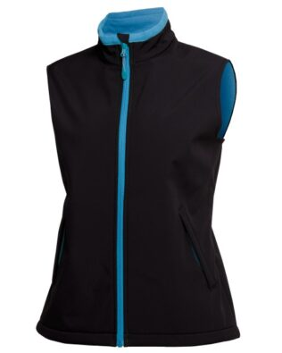 Podium Ladies Water Resistant Softshell Vest