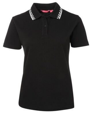 JBs Workwear Ladies Chefs Polo