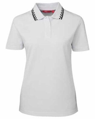 JBs Workwear Ladies Chefs Polo