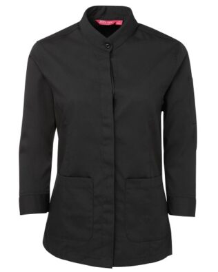 JBs Workwear Ladies 3/4 Hospitality Shirt