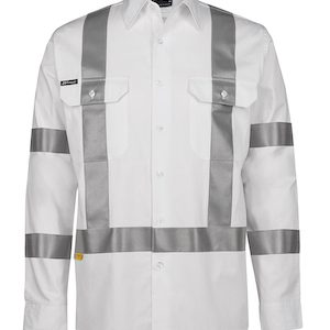 JBs Biomotion Night 190G Shirt With  Tape