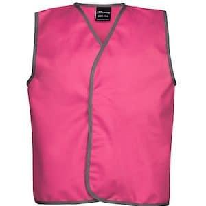 JBs Workwear Kids Coloured Tricot Vest