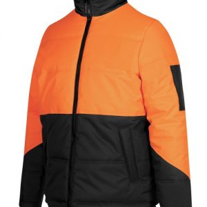 JBs Hi Vis Puffer Jacket