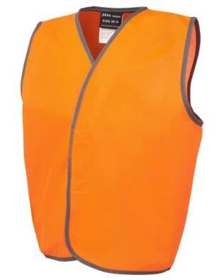 JBs Workwear Kids Hi Vis Safety Vest