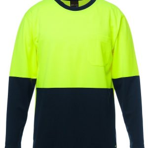 JBs Hi Vis Long Sleeve Traditional T-Shirt