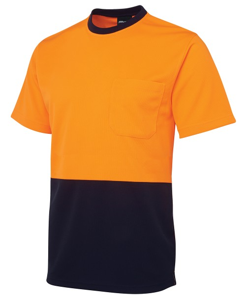 JBs Workwear Hi Vis Traditional T-Shirt