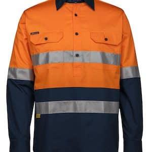 JBs HV (D+N) Close Front L/S 150G W/Shirt