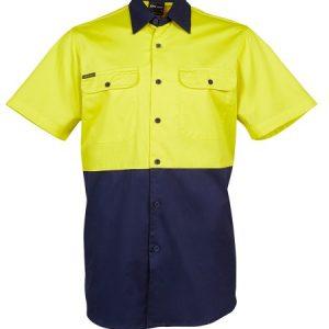 JBs Hi Vis Short Sleeve 150G Shirt