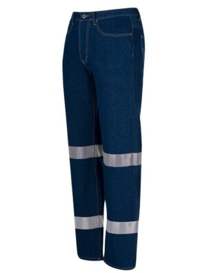 JBs Workwear Mens Jeans With 3M Tape