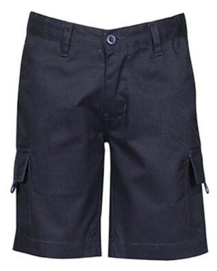 JBs Workwear Kids Mercerised Work Cargo Short