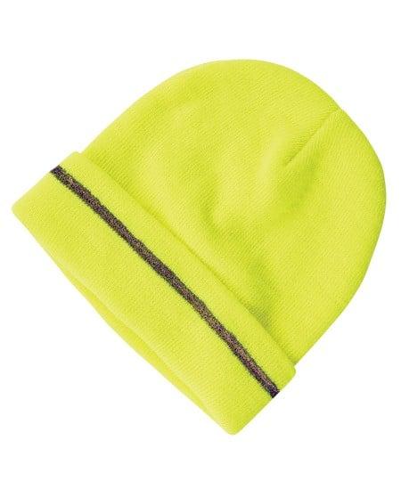 JBs Workwear Fluoro Reflective Beanie
