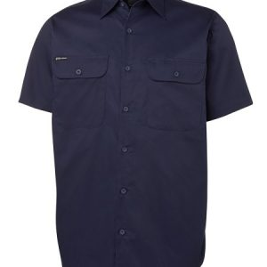 JBs Short Sleeve 150G Work Shirt