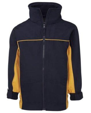 Podium Kids Contrast Warm Up Jacket