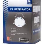 JBs Workwear P1 Respirator (20Pc)