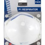 JBs Workwear Blister (5Pc) P1 Respirator