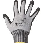 JBs Workwear Nitrile Breathable Cut 5 Glove (12 Pack)