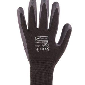 JBs Nitrile Gripper Glove (12 Pack)