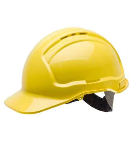 JBs Workwear Hard Hat Pin Lock Harness (18 Pack)