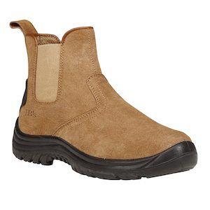 JBs Outback Elastic Sided Safety Boot