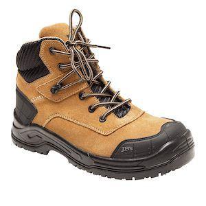 JBs Cyborg Zip Safety Boot