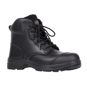 JBs Composite Toe Lace Up Safety Boot