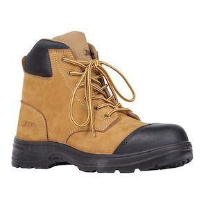 JBs Workwear Composite Toe Lace Up Safety Boot