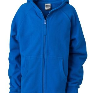 James & Nicholson Hooded Jacket Junior