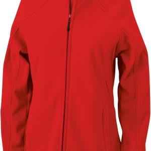 James & Nicholson Ladies Bonded Fleece Jacket