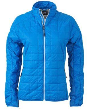 James & Nicholson Ladies Hybrid Jacket