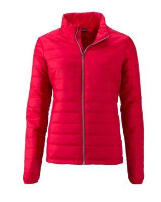 James & Nicholson Ladies Padded Jacket