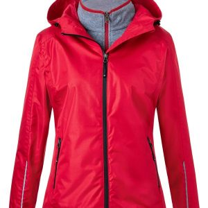 James & Nicholson Ladies 3-in-1-Jacket