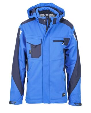 James & Nicholson Craftsmen Softshell Jacket