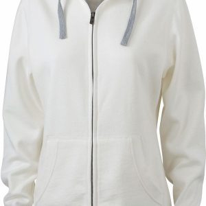 James & Nicholson Ladies Lifestyle Zip-Hoody