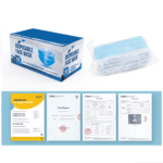 Personal Disposable Face Mask – 50PC Box